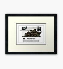 Panther Ernst Barkmann Framed Print