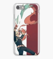 Ice & Fire iPhone Case/Skin