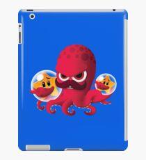 "Bubble Heroes - Boris the Octopus ""Starfish"" Edition iPad Case/Skin"