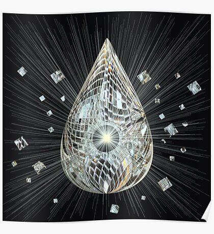 Diamond Power Poster