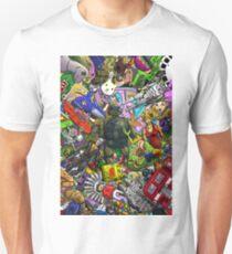 Retro Toy Box T-Shirt
