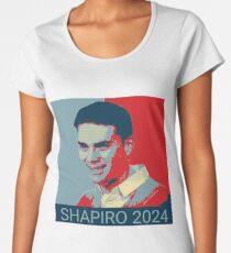 SHAPIRO 2024 Women's Premium T-Shirt