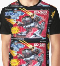 RoboCop ED-260 Action Figure Graphic T-Shirt