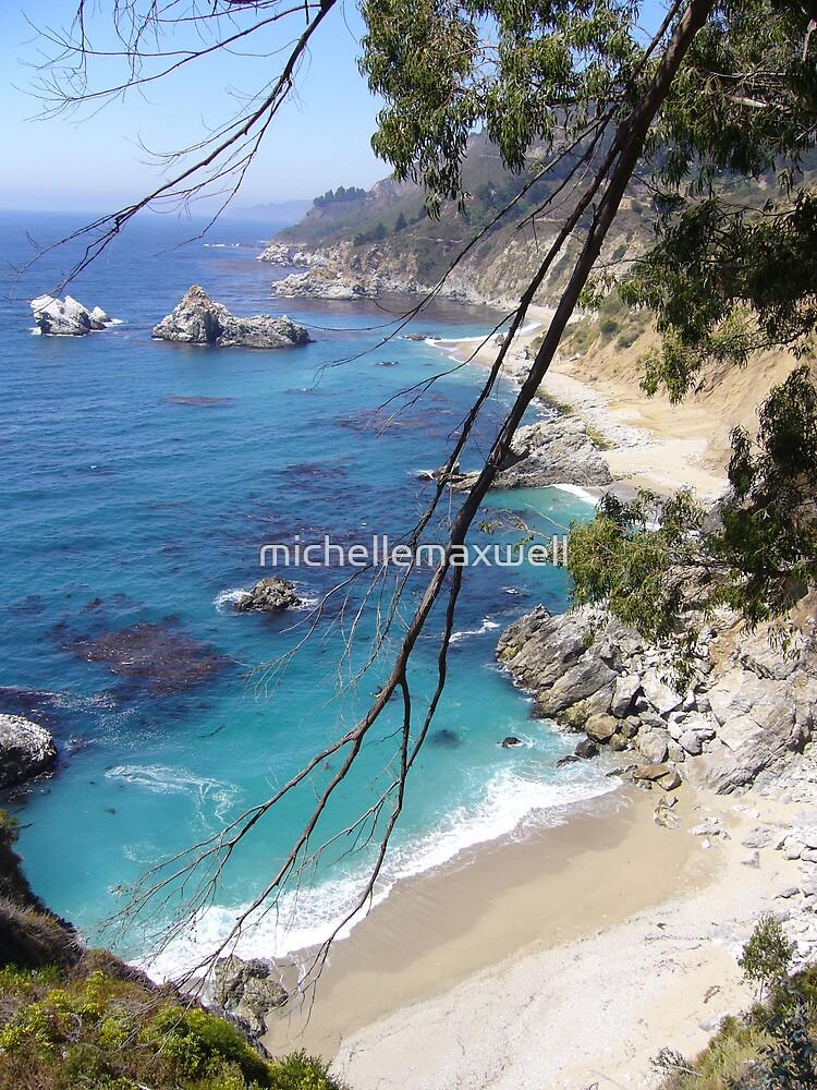 Big Sur...  California by michellemaxwell