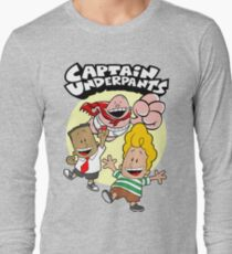 Happy Underpants Friends Action T-Shirt