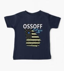 Ossoff Flag and District flip the 6th Kids Clothes