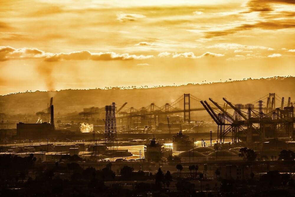 Industrial Revolution 1 by Nadim Baki