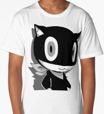 Persona 5 Morgana Transparent Long T-Shirt