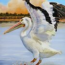 Coming In For A Landing by Phyllis Beiser