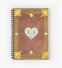 my little pony elements of harmony journal Spiral Notebook