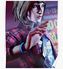 Max Caulfield - End of the World - Life is Strange Poster