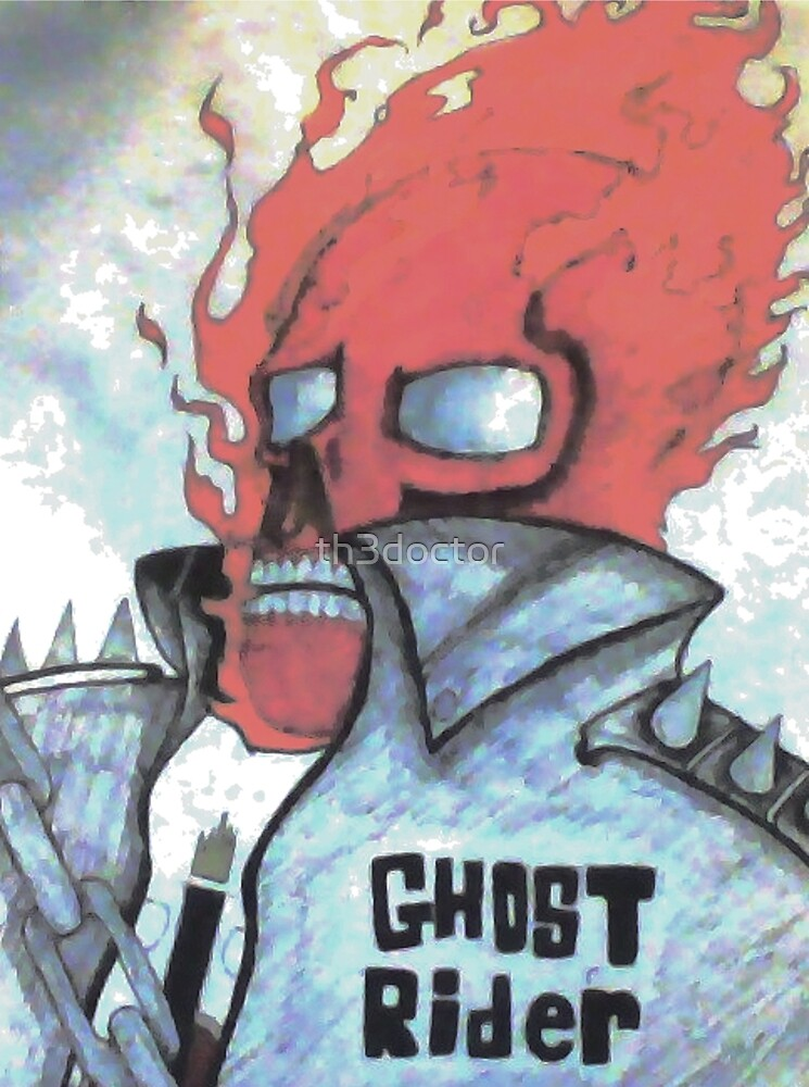 Ghost Rider Con by th3doctor