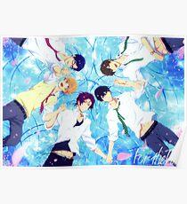 Free! Anime Poster