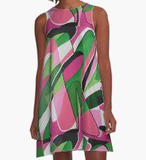 AKA The Abstract A-Line Dress