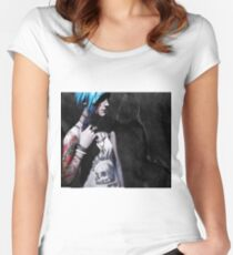 Chloe Price - Life is Strange Women's Fitted Scoop T-Shirt