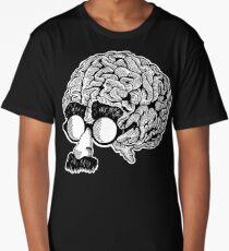 Comedy Brain Long T-Shirt