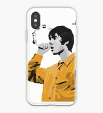 Liam Gallagher Oasis iPhone Case