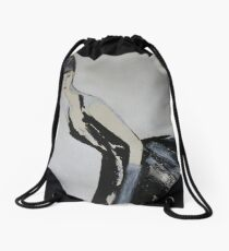 Ming  (Self-Portrait) Drawstring Bag