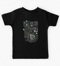 Circuit 02 Kids Tee