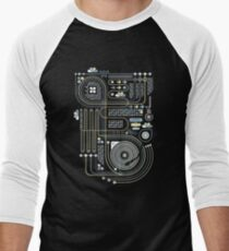 Circuit 02 Men's Baseball ¾ T-Shirt