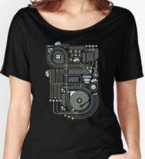 Circuit 02 Women's Relaxed Fit T-Shirt