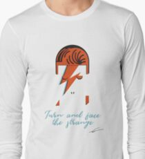 Turn and Face the Strange T-Shirt