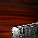 Ghost train by Rosina  Lamberti