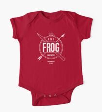 The Frog Brothers One Piece - Short Sleeve