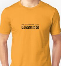 City of Gold Unisex T-Shirt