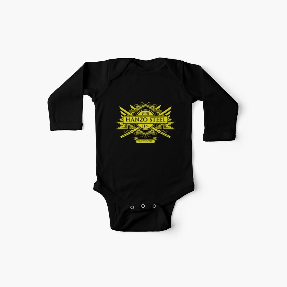 Hanzo Steel Bodies para bebé