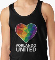 Orlando United - Be Strong Orlando T-shirt Tank Top