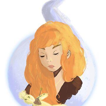 Rowena's soul by readtheeyes