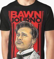 Bawnjourno A Tribute to Enzo Goralami  Graphic T-Shirt