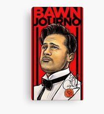 Bawnjourno A Tribute to Enzo Goralami  Canvas Print