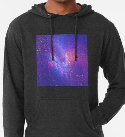 Galactic fractals Lightweight Hoodie
