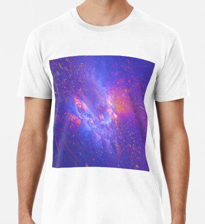 Galactic fractals Premium T-Shirt