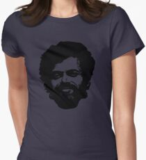 Terence Mckenna Womens Fitted T-Shirt