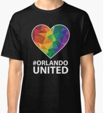 Orlando United T-Shirt - Pray For Orlando Classic T-Shirt
