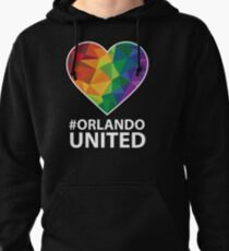 Orlando United T-Shirt - Pray For Orlando Pullover Hoodie
