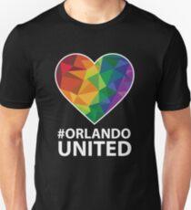 Orlando United T-Shirt - Pray For Orlando Unisex T-Shirt