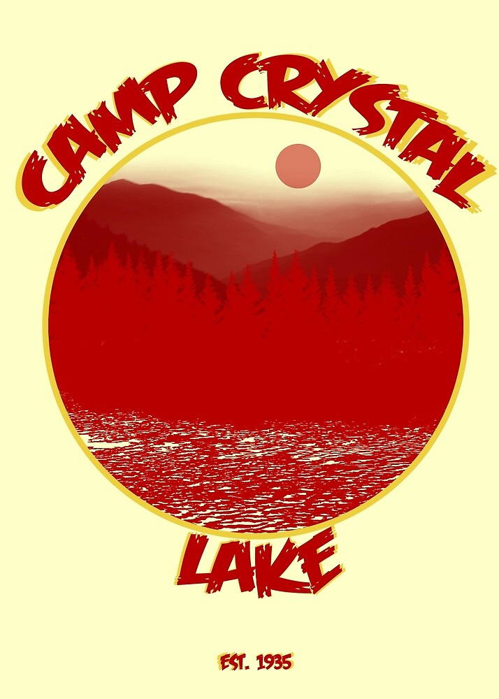 Camp Crystal Lake by BearSquatchEX