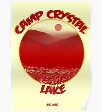 Camp Crystal Lake Poster