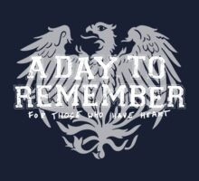A Day To Remember - For Those Who Have Heart Kids Tee