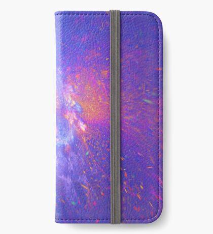 Galactic fractals iPhone Wallet