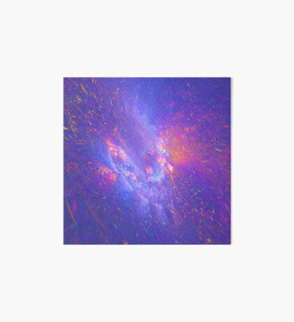 Galactic fractals Art Board