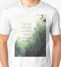 Van Gogh Nature Unisex T-Shirt
