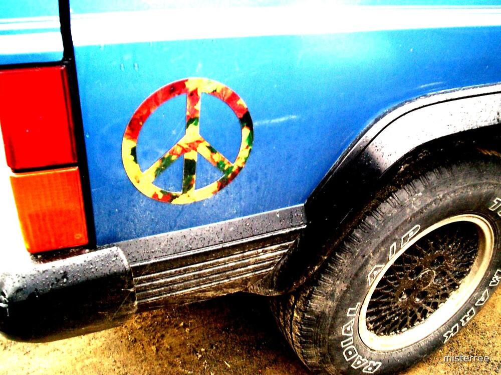 ROADSIDE PEACE............ by misterree