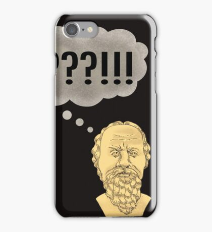 Socratic Method, Internet Style iPhone Case/Skin
