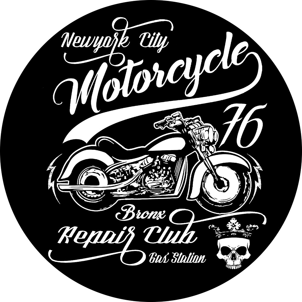 Motorcycle Repair Club Design by AmorOmniaVincit