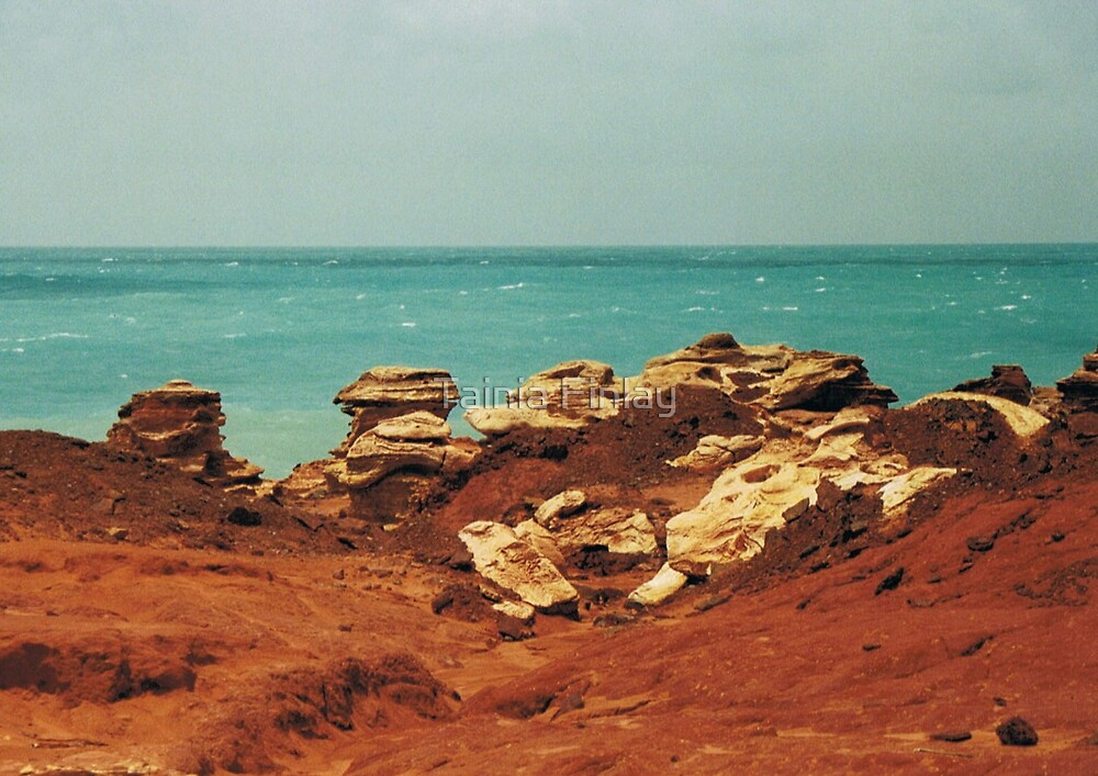 Colours of Broome by Tainia Finlay